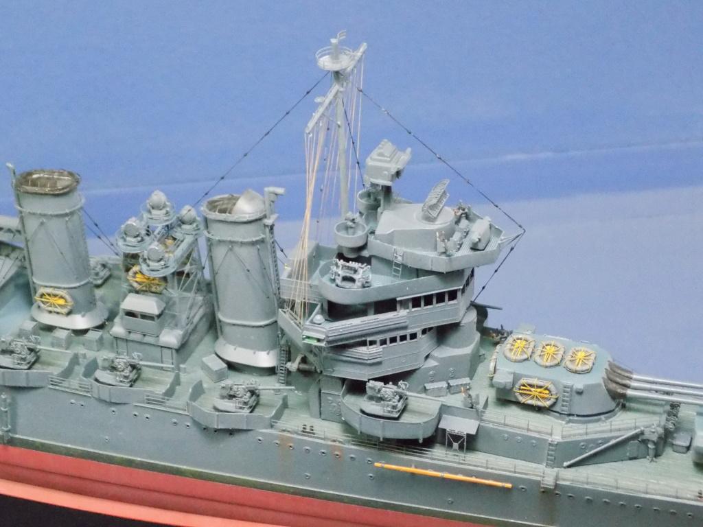 USS San Francisco 1/350ème Trumpeter + Kit PE Flyhawk Dscn2164