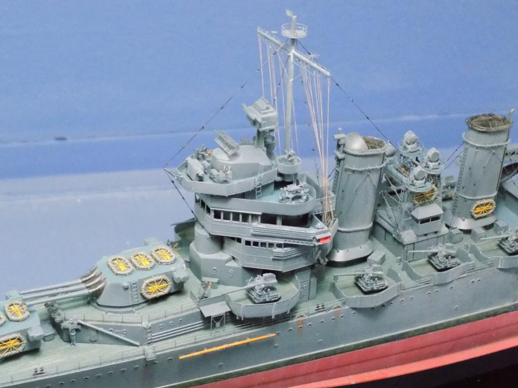 USS San Francisco 1/350ème Trumpeter + Kit PE Flyhawk Dscn2165