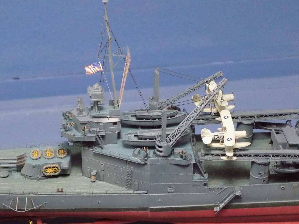 USS San Francisco 1/350ème Trumpeter + Kit PE Flyhawk Dscn2166