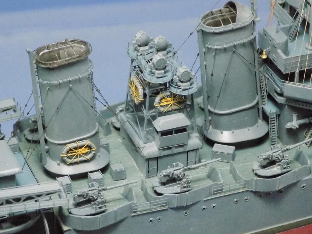 USS San Francisco 1/350ème Trumpeter + Kit PE Flyhawk Dscn2168
