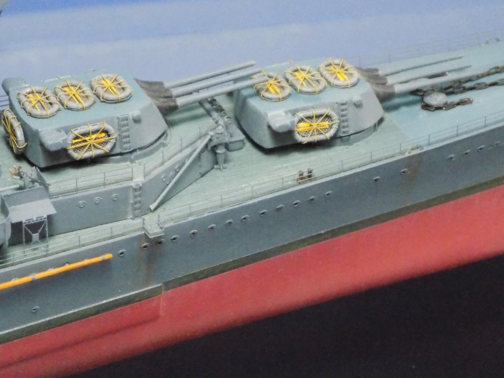 USS San Francisco 1/350ème Trumpeter + Kit PE Flyhawk Dscn2169