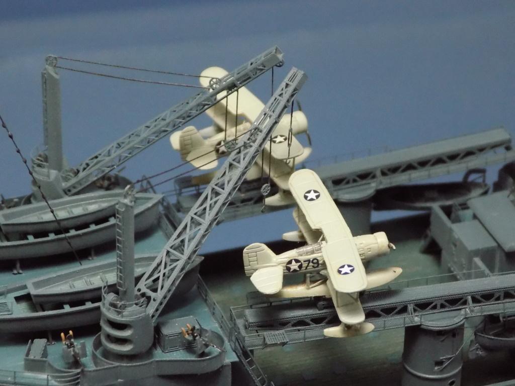 USS San Francisco 1/350ème Trumpeter + Kit PE Flyhawk Dscn2170