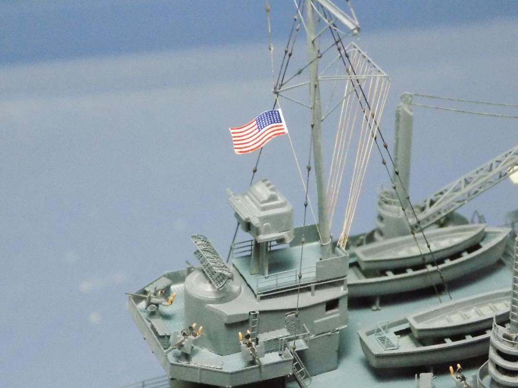 USS San Francisco 1/350ème Trumpeter + Kit PE Flyhawk Dscn2171