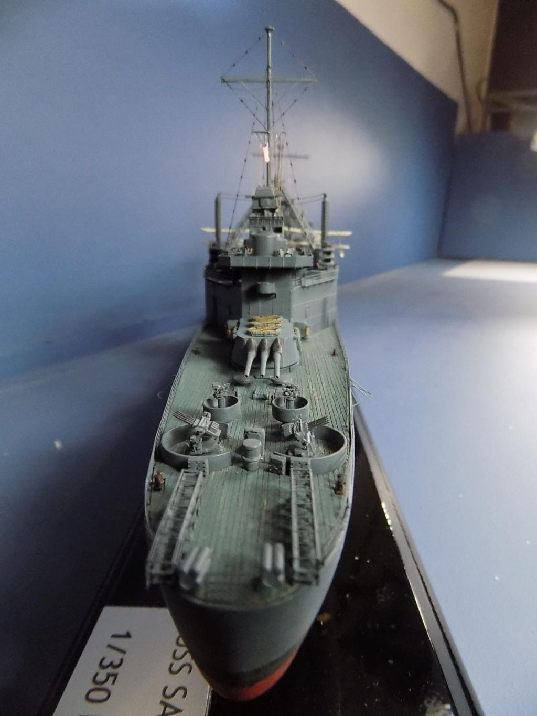 USS San Francisco 1/350ème Trumpeter + Kit PE Flyhawk Dscn2172