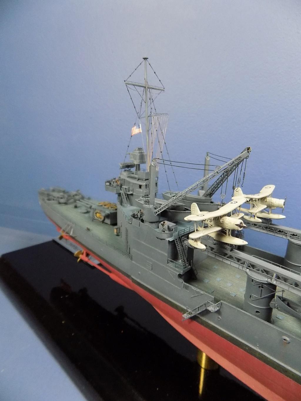 USS San Francisco 1/350ème Trumpeter + Kit PE Flyhawk Dscn2173