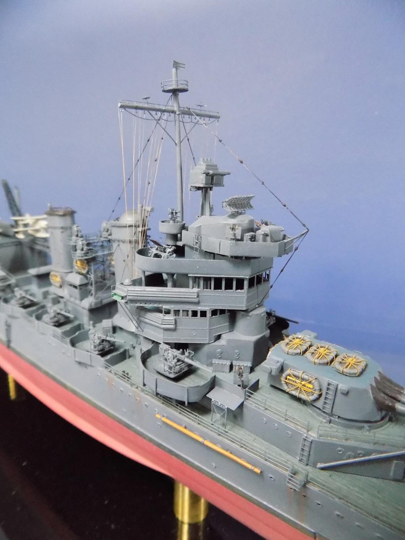 USS San Francisco 1/350ème Trumpeter + Kit PE Flyhawk Dscn2174