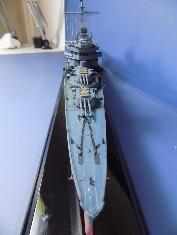 USS San Francisco 1/350ème Trumpeter + Kit PE Flyhawk Dscn2175