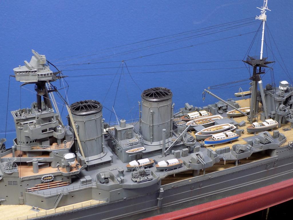 HMS Hood 1941 trumpeter au 1/350ème + set de détaillage Flyhawk Dscn2186