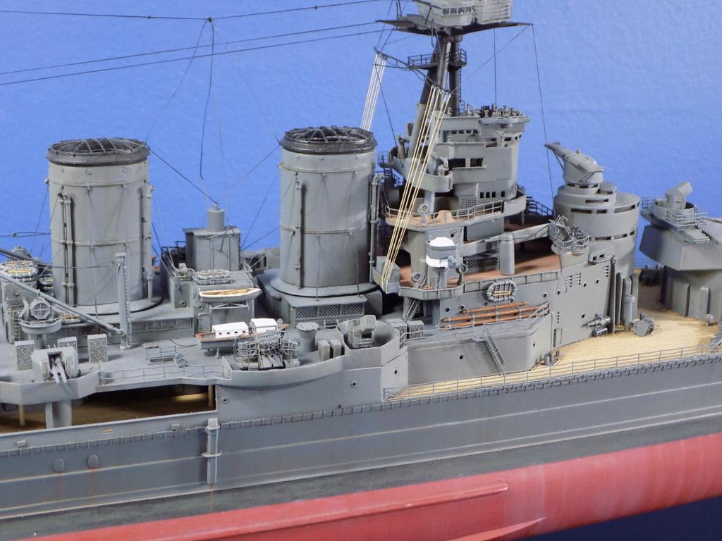 HMS Hood 1941 trumpeter au 1/350ème + set de détaillage Flyhawk Dscn2190