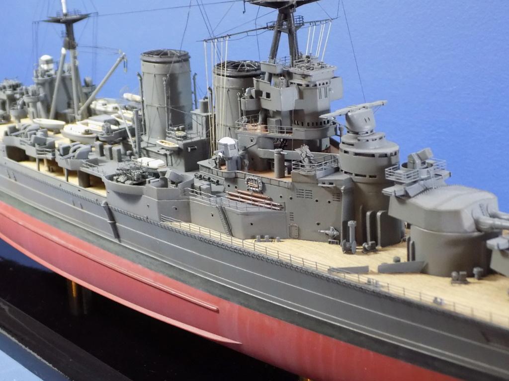HMS Hood 1941 trumpeter au 1/350ème + set de détaillage Flyhawk Dscn2216