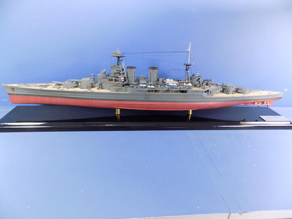 HMS Hood 1941 trumpeter au 1/350ème + set de détaillage Flyhawk - Page 2 Dscn2220