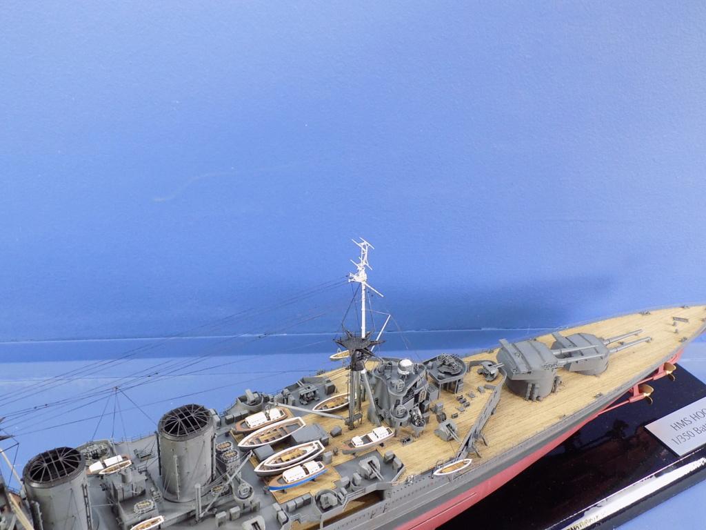 HMS Hood 1941 trumpeter au 1/350ème + set de détaillage Flyhawk - Page 2 Dscn2221