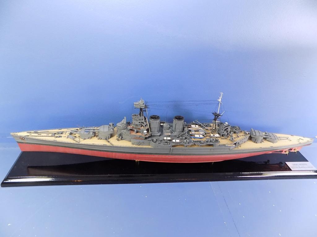 HMS Hood 1941 trumpeter au 1/350ème + set de détaillage Flyhawk - Page 2 Dscn2222