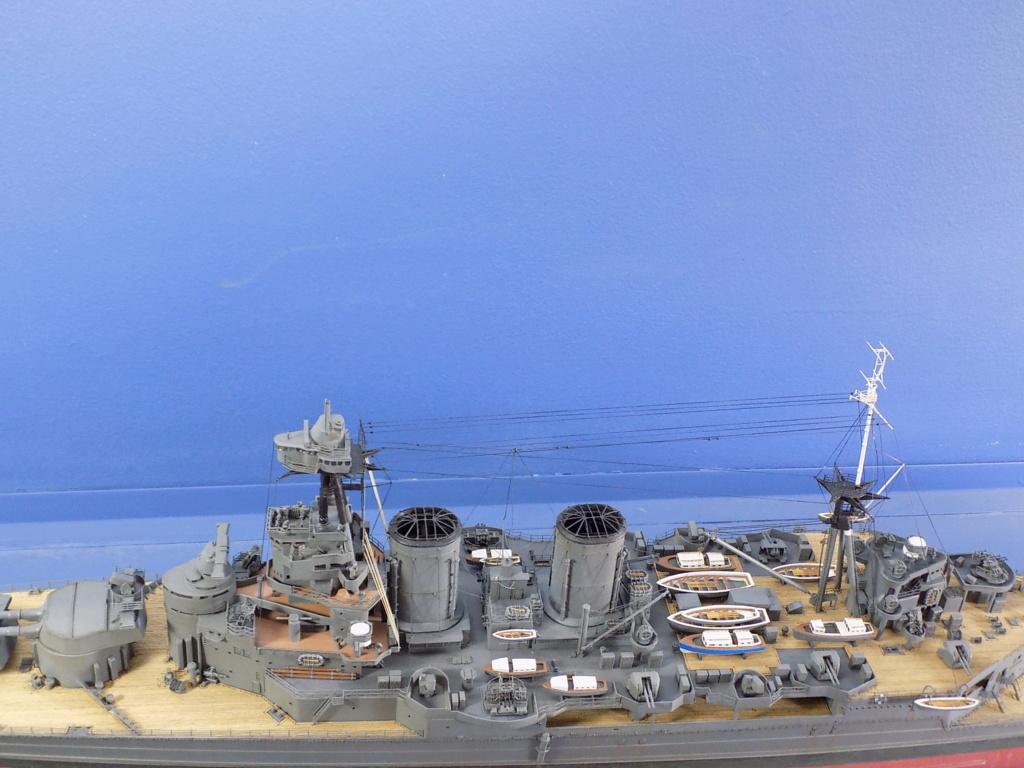 HMS Hood 1941 trumpeter au 1/350ème + set de détaillage Flyhawk - Page 2 Dscn2223