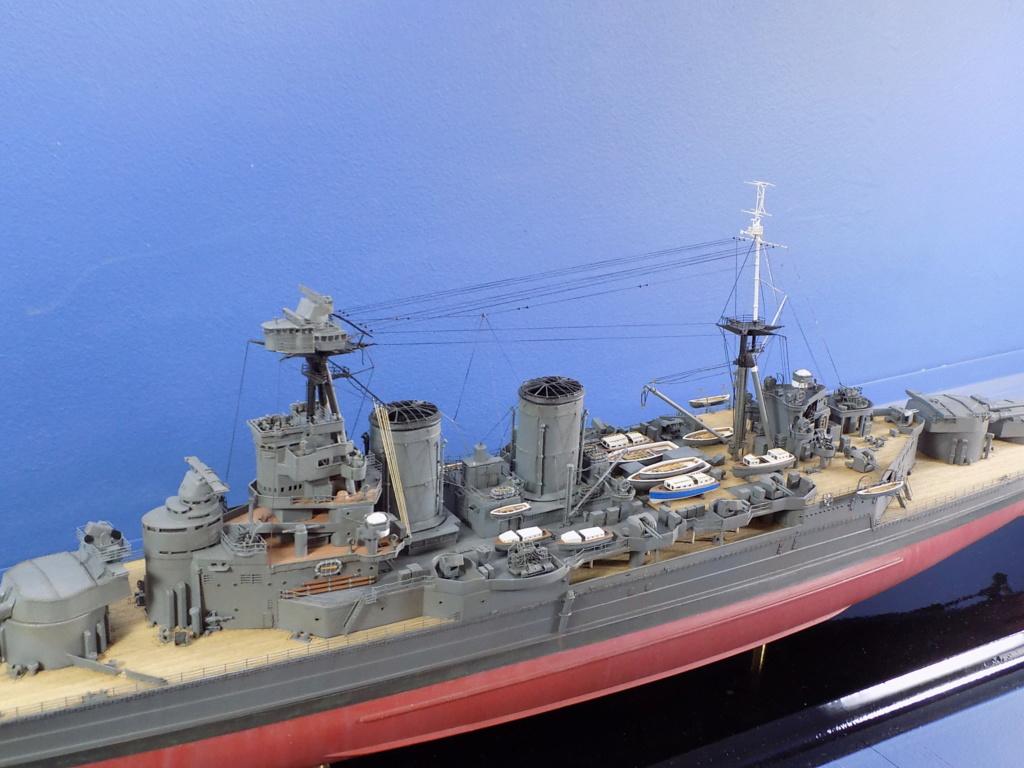 HMS Hood 1941 trumpeter au 1/350ème + set de détaillage Flyhawk - Page 2 Dscn2224