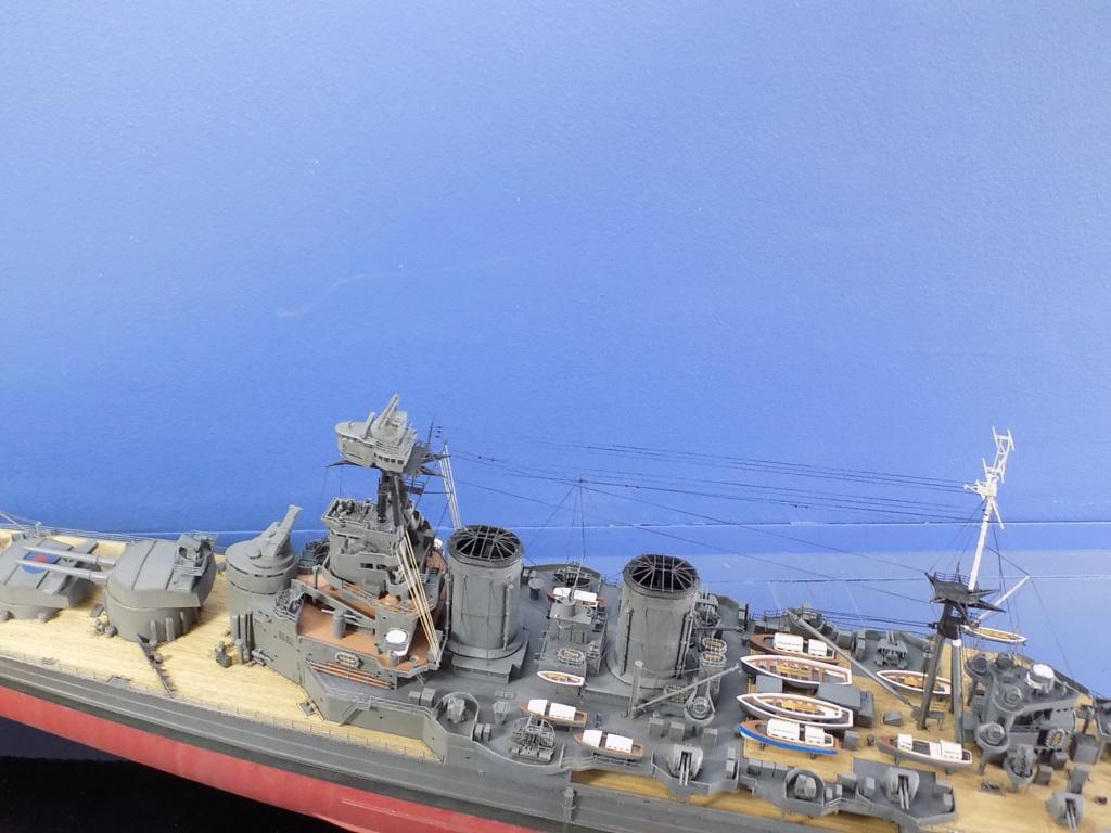 HMS Hood 1941 trumpeter au 1/350ème + set de détaillage Flyhawk - Page 2 Dscn2225