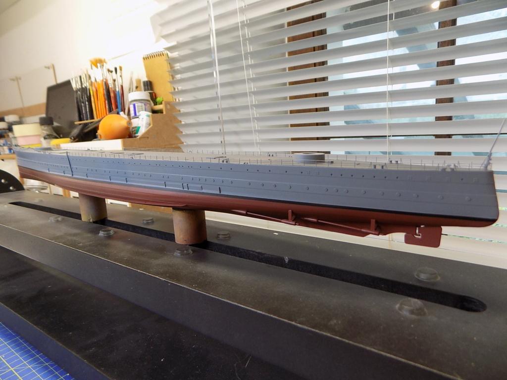 HMS Cornwall 1/350 Trumpeter + set PE Eduard - Page 2 Dscn2359