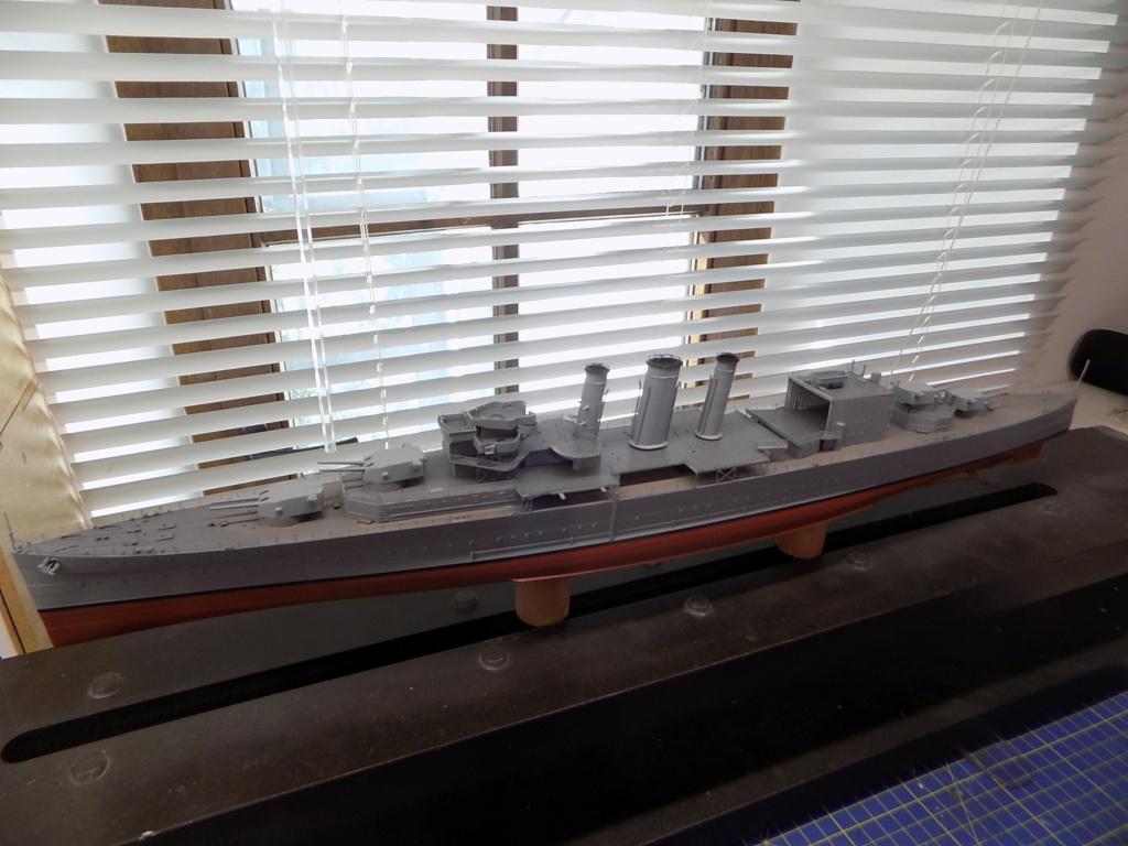 HMS Cornwall 1/350 Trumpeter + set PE Eduard - Page 3 Dscn2367