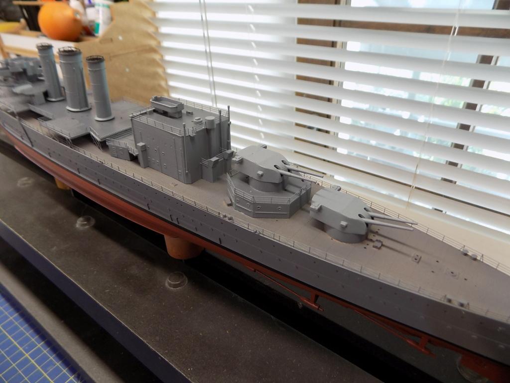 HMS Cornwall 1/350 Trumpeter + set PE Eduard - Page 3 Dscn2372