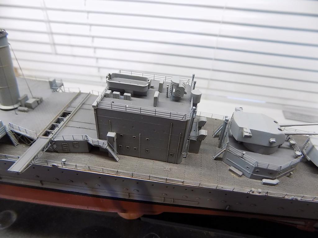 HMS Cornwall 1/350 Trumpeter + set PE Eduard - Page 3 Dscn2416