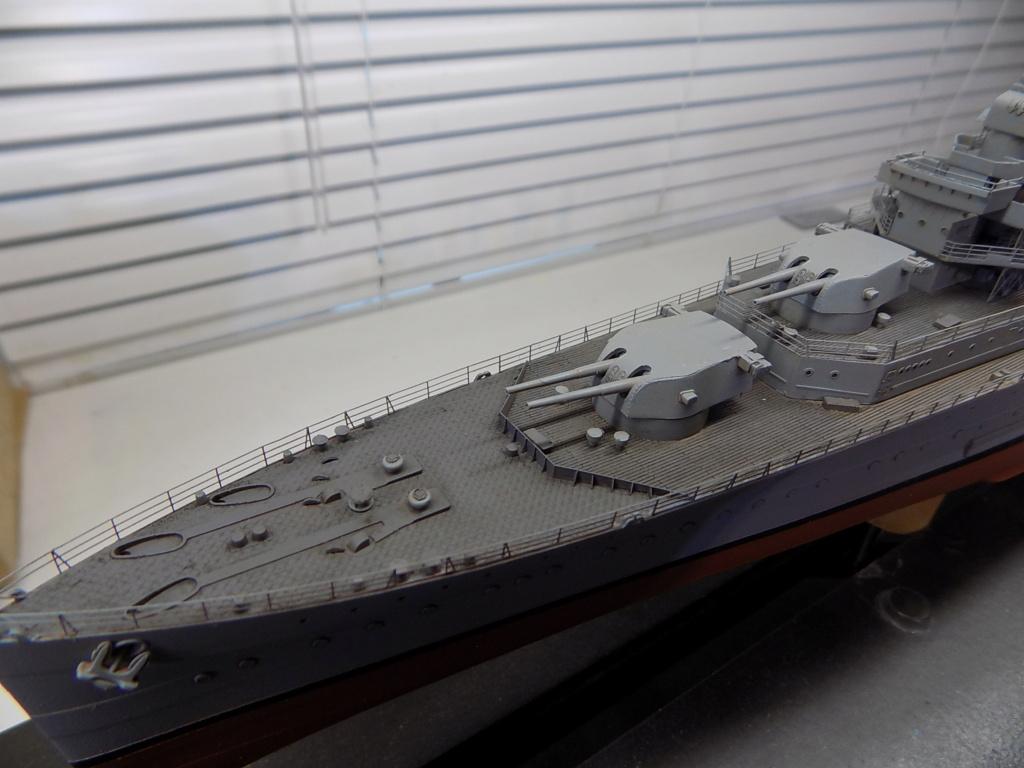 HMS Cornwall 1/350 Trumpeter + set PE Eduard - Page 3 Dscn2420