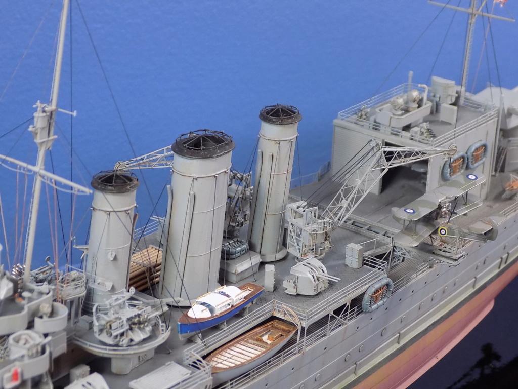 hms cornwall?tid=7961bd82692d7af48d3736abc49ecb2b - HMS Cornwall 1942 Trumpeter 1/350ème Dscn2428