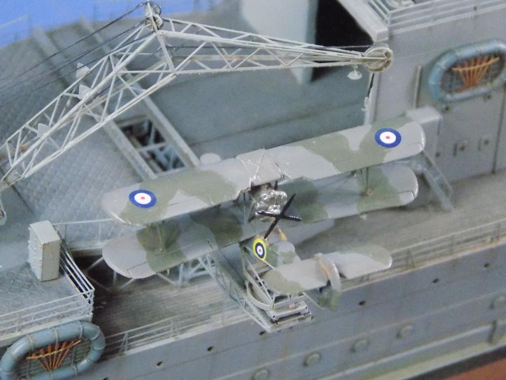hms cornwall?tid=7961bd82692d7af48d3736abc49ecb2b - HMS Cornwall 1942 Trumpeter 1/350ème Dscn2434