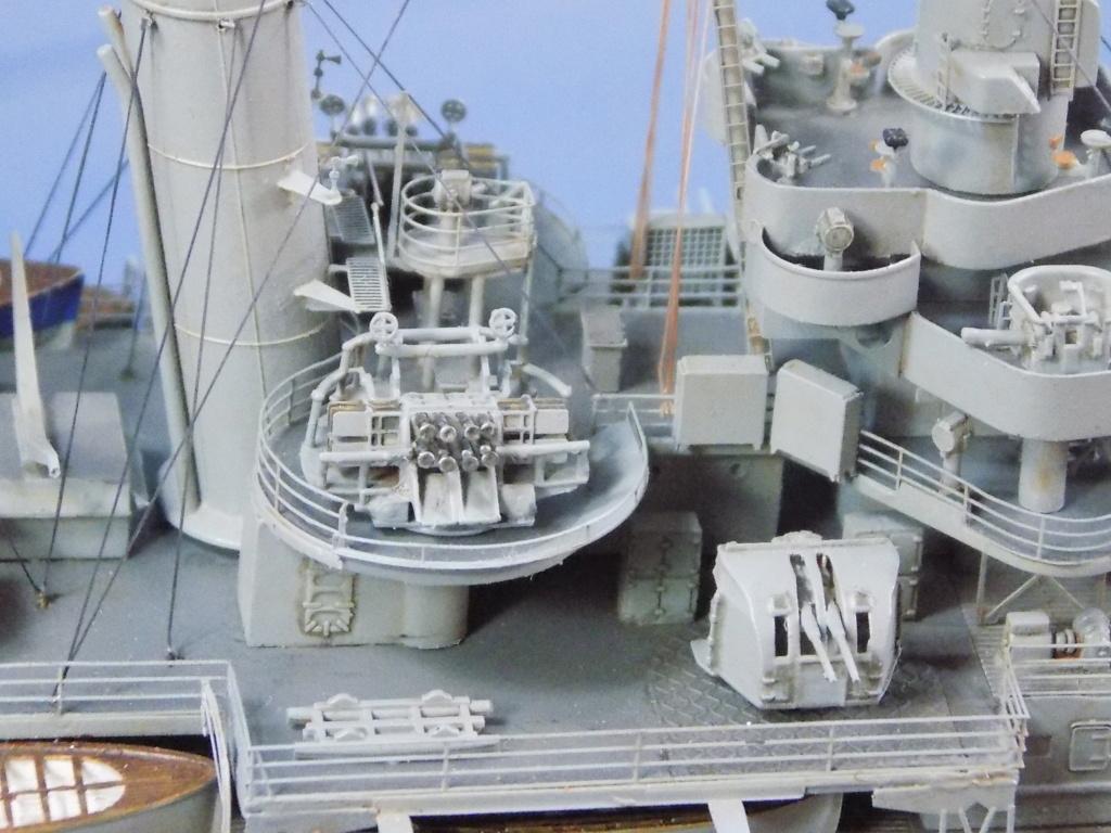 HMS Cornwall 1942 Trumpeter 1/350ème Dscn2436