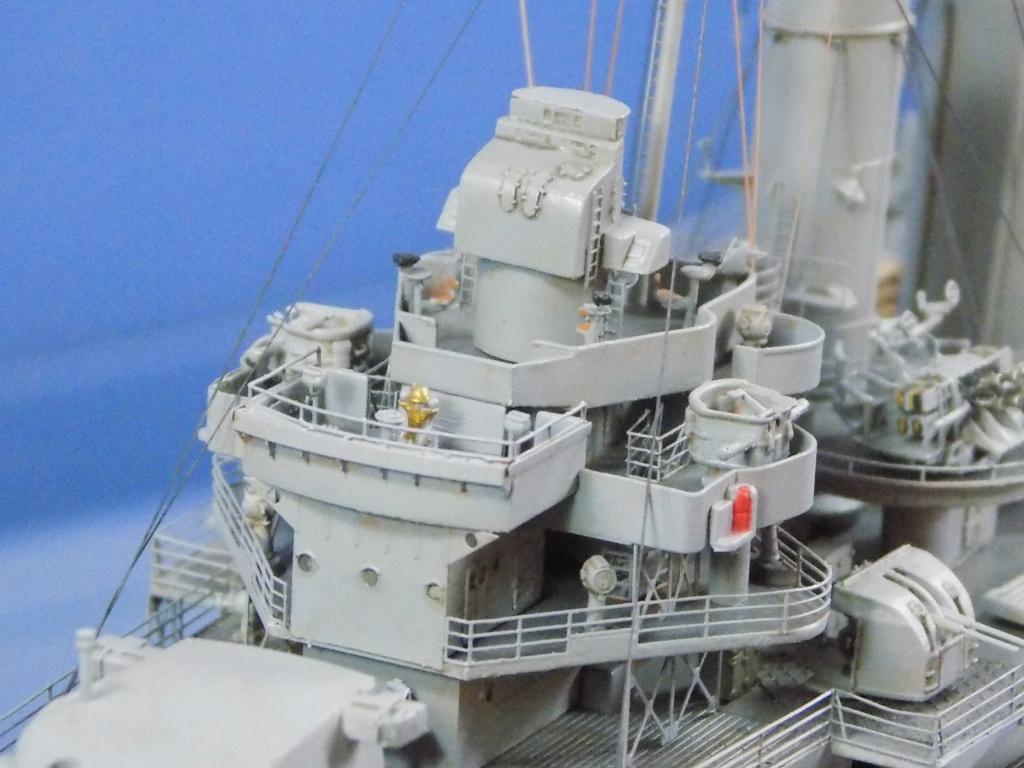 HMS Cornwall 1942 Trumpeter 1/350ème Dscn2439