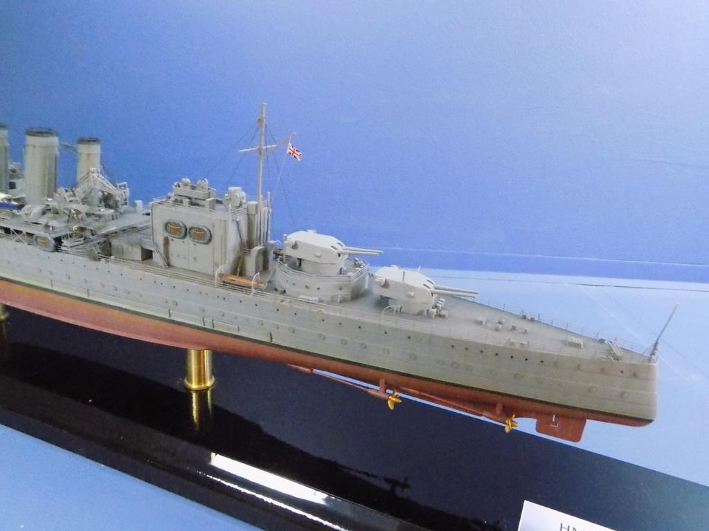 hms cornwall?tid=7961bd82692d7af48d3736abc49ecb2b - HMS Cornwall 1942 Trumpeter 1/350ème Dscn2451