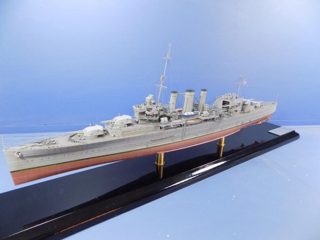 hms cornwall?tid=7961bd82692d7af48d3736abc49ecb2b - HMS Cornwall 1942 Trumpeter 1/350ème Dscn2459