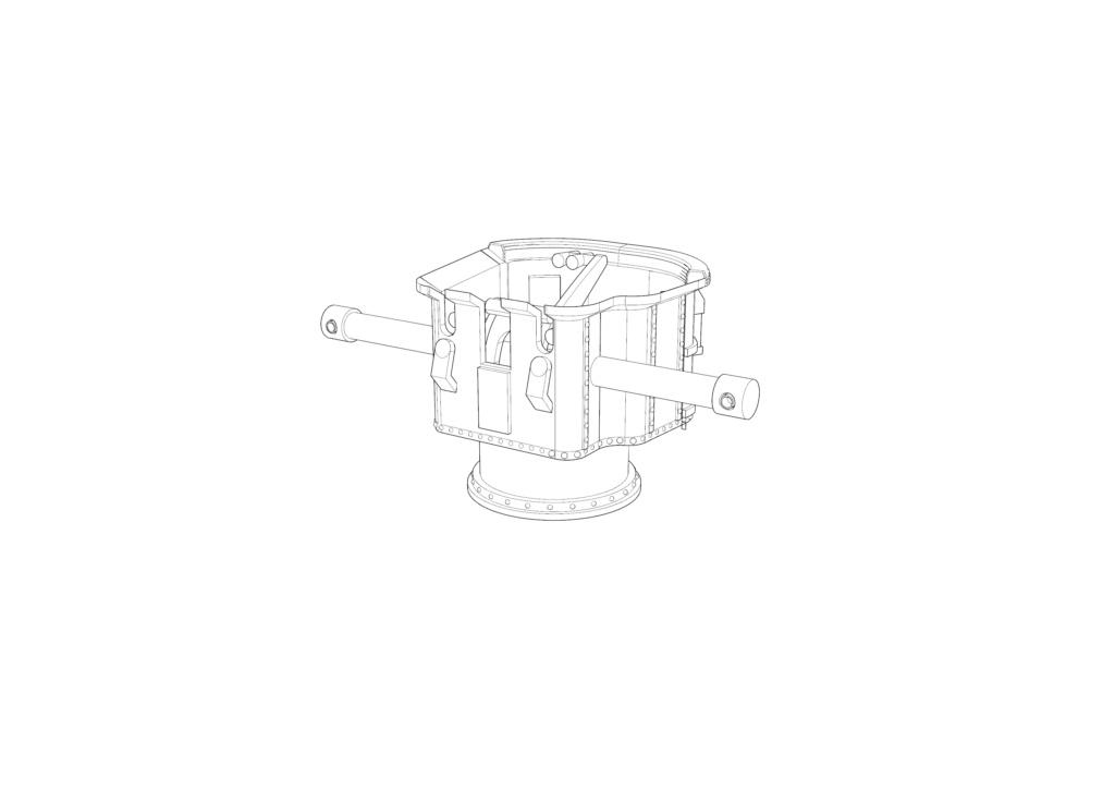 HMS Cornwall (Trumpeter+set PE Eduard 1/350°) par horos Hacs_m10