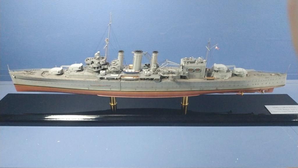 hms cornwall?tid=7961bd82692d7af48d3736abc49ecb2b - HMS Cornwall 1942 Trumpeter 1/350ème Img_2021