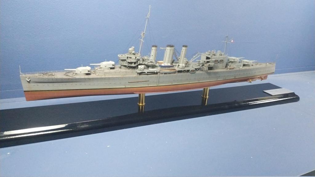 HMS Cornwall 1942 Trumpeter 1/350ème Img_2024