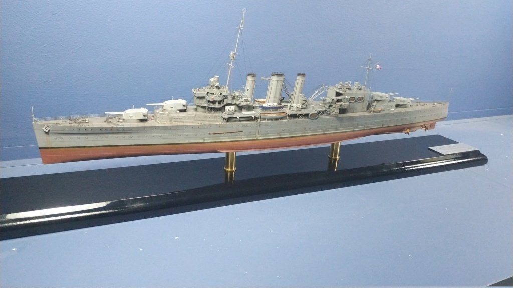 hms cornwall?tid=7961bd82692d7af48d3736abc49ecb2b - HMS Cornwall 1942 Trumpeter 1/350ème Img_2024