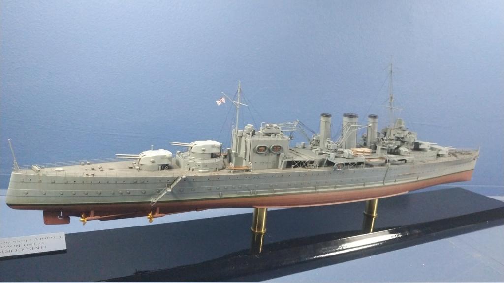 HMS Cornwall 1942 Trumpeter 1/350ème Img_2029