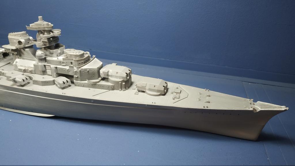 DKM Bismarck (Trumpeter 1/350 + PE Eduard) par horos Img_2037