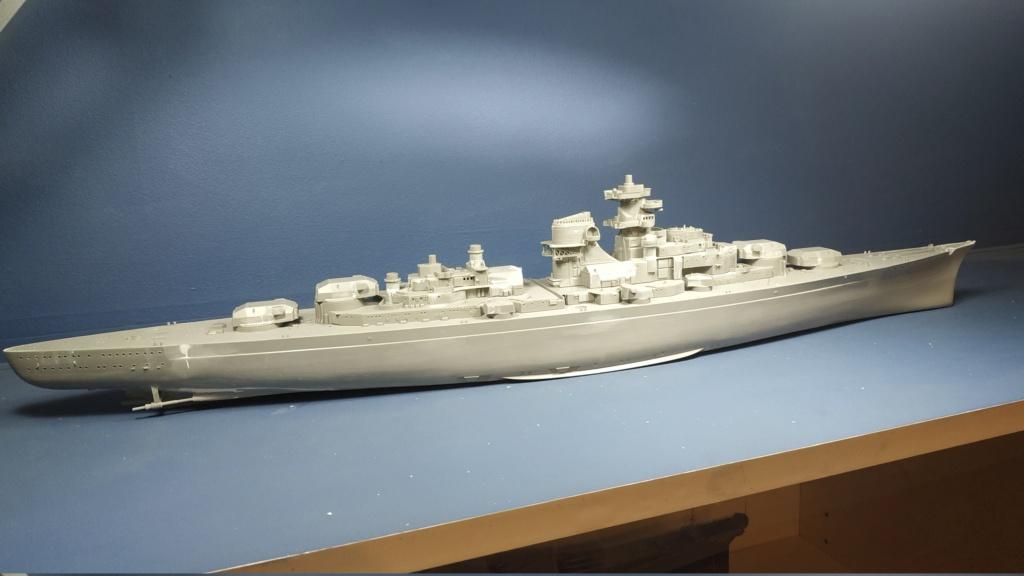 DKM Bismarck (Trumpeter 1/350 + PE Eduard) par horos Img_2038