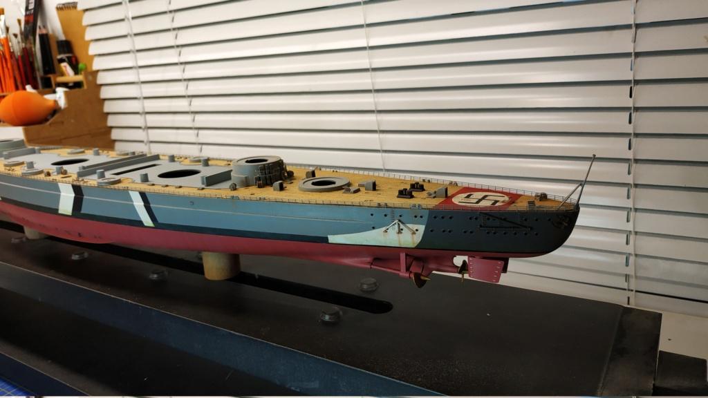 DKM Bismarck 1/350 Trumpeter + PE Eduard Img_2055
