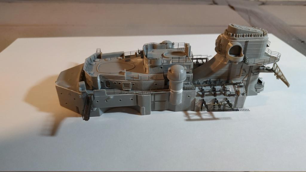 DKM Bismarck (Trumpeter 1/350 + PE Eduard) par horos Img_2059