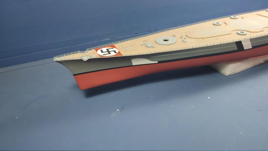 DKM Bismarck (Trumpeter 1/350 + PE Eduard) par horos - Page 3 Img_2089