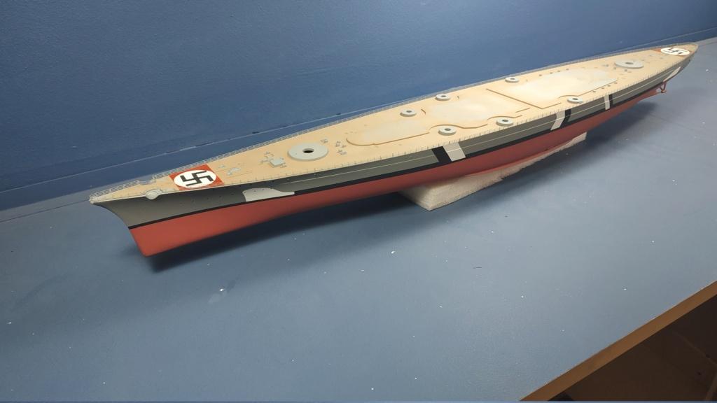 DKM Bismarck (Trumpeter 1/350 + PE Eduard) par horos - Page 3 Img_2091