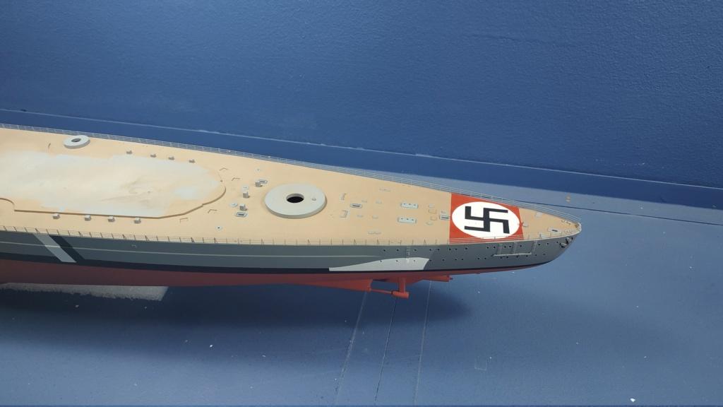 DKM Bismarck (Trumpeter 1/350 + PE Eduard) par horos - Page 3 Img_2092