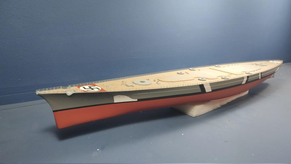 DKM Bismarck (Trumpeter 1/350 + PE Eduard) par horos - Page 3 Img_2095