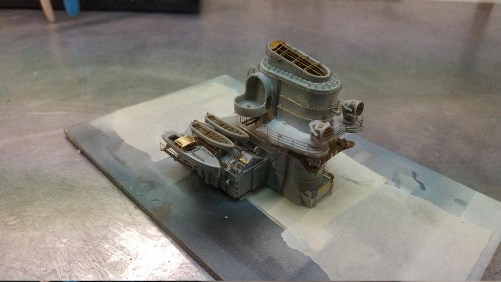 DKM Bismarck 1/350 Trumpeter + PE Eduard - Page 5 Img_2099