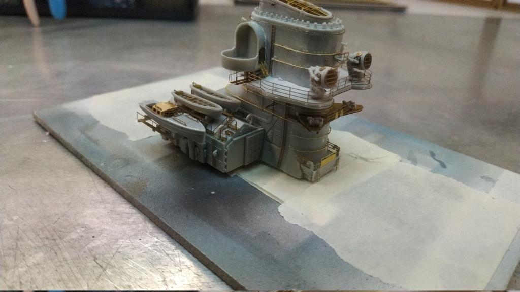DKM Bismarck 1/350 Trumpeter + PE Eduard - Page 5 Img_2100