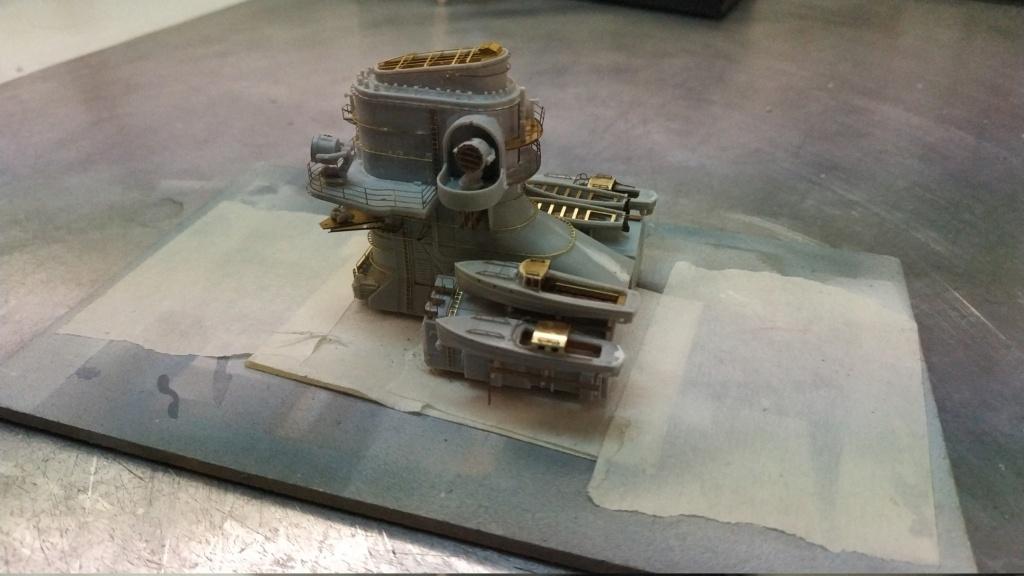 DKM Bismarck 1/350 Trumpeter + PE Eduard - Page 5 Img_2103