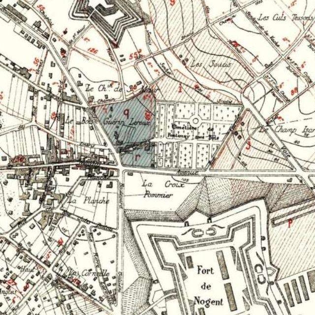 Un inventaire du patrimoine présent à Fontenay-sous-Bois Captur10