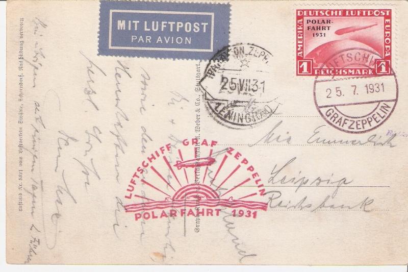 50 Jahre Polarfahrt Luftschiff Graf Zeppelin - Seite 3 Polarf10