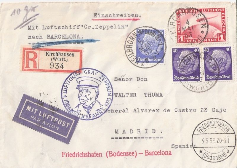 Südamerikafahrten LZ 127 1933 Sa33_b12